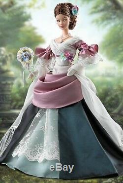Poupée Barbie Mademoiselle Isabelle De La Collection Portrait