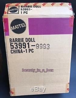 Poupée Barbie Marie Antoinette Shipper Femmes De La Série Royalty Limited Ed Nrfb