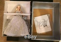 Poupée Barbie Mattel Millennium Bride 2000, Édition Limitée 10k! Lis La Description