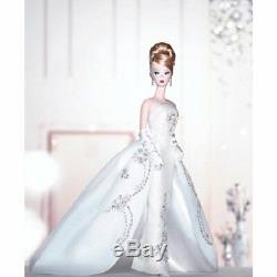 Poupée Barbie Nrfb Joyeux Silkestone, Édition Limitée 2003 Perfetta