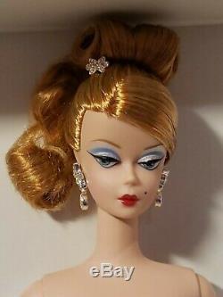 Poupée Barbie Silkstone Joyeux 2003 Limited Edition Mattel B3430 Nrfb