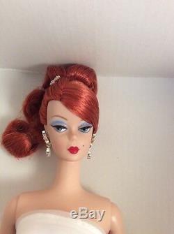 Poupée Barbie Silktone Joyeux Red Hair. Dans La Menthe Box. Nrfb. Édition Limitée
