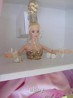 Poupée Barbie Splendor Rose, Édition Limitée, Collection Plus De Poupées À La Mode, Nrfb
