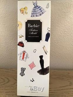 Poupee Debut Brunette Silkstone Limitée Poupée Barbie
