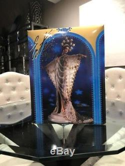 Poupée En Porcelaine Mattel Barbie Erte Stardust Series Limited Edition