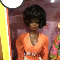 Poupées Barbie Barbie Stacie Christie Mod Friends 1968 Repro Limited Edition 2018
