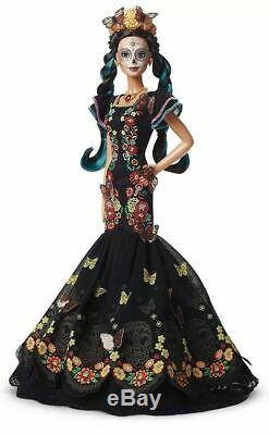Presale Mattel Barbie Doll Dia De Los Muertos Limited Edition Jour Des Morts