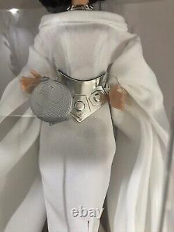 Princess Leia Barbie Doll X Star Wars Limited Edition Gold Label In Shipper