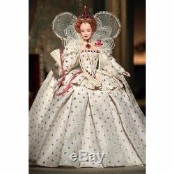 Queen Elizabeth I Poupées Barbie À Collectionner Édition Limitée