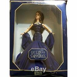 Queen Of Saphirs Barbie Collection De Bijoux Royal Limited Edition Livraison Gratuite