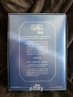 Queen Of Sapphires Barbie Doll Royal Jewels Collection Édition Limitée Nib