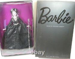 Queen Of The Dark Forest Barbie Gold Label (nib) Limited 2014 Mattel, Superbe