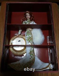 Radiant Redhead Bob Mackie Barbie Doll 2001 Limited Edition Mattel 55501 Onf