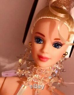 Rare 1996 Limited Edition Collector Splendeur Rose Barbie Seulement 10 000 Ww Nrfb