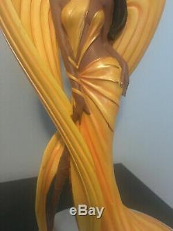 Rare 90 De Bob Mackie Solarisse Ange Limitée Doll Glamour Édition