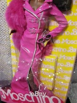 Rare Moschino Met Gala 2019 Aa Barbie Doll Limitée À 200 Pièces Nrfb Monnaie