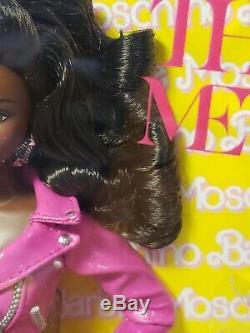 Rare Moschino Met Gala 2019 Aa Poupée Barbie Limitée À 200 Pièces Nrfb Neuf