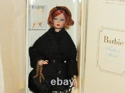 Rédactrice De Mode Silkstone Barbie #28377 Nrfb 2000 Limited Edition Fao Schwarz