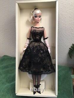Robe De Cocktail Limitée Silkstone Barbie Doll