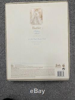 Rose Silkstone Barbie Doll Avec Shipper Limited Edition 27683