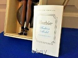 Silkstone Barbie African American Doll- Édition Limitée 2002 #56120 Onf, Nouveau