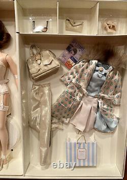 Silkstone Barbie Doll Limited Ed Fashion Model Continental Holiday Giftset Nrfb