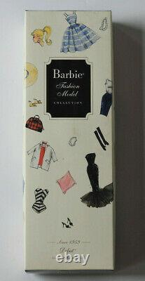 Silkstone Debut Barbie Gold Label Limited Ed. Afro-américain Nrfb 2008