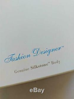 Silkstone Fashion Designer Barbie Doll 2002 Fao Schwarz Limited Edition Nrfb
