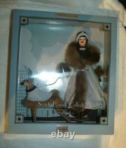 Société Hound Barbie 2000 Greyhound Dog Edition Limitée Mint