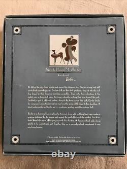 Société Hound Collection Barbie Doll Greyhound #29057 Nrfb 2000 Edition Limitée
