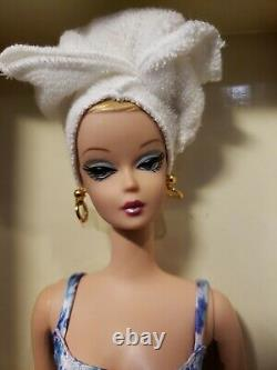 Spa Getaway Silkstone Barbie Doll Giftset 2003 Édition Limitée Mattel B1319 Onf