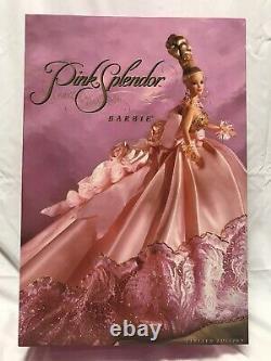 Splendeur Rose Barbie 1996 L'ultime Edition Limitée # 9985 Nouveau