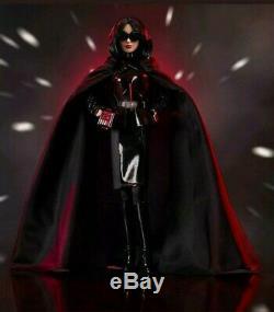 Star Wars Darth Vader X Poupée Barbie Or Étiquette Limited Edition Rare