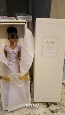 Sunday Best Aa Silkstone Barbie Doll 2002 Edition Limitée Mattel B2520 Onf