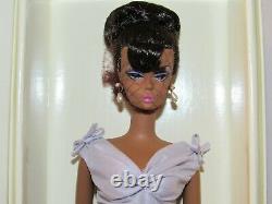 Sunday Best Aa Silkstone Barbie Doll #b2520 Nrfb Édition Limitée 2002