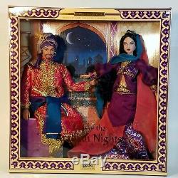 Tales Barbie Et Ken Des Mille Et Une Nuits (2001, Mattel Limited Edition) Nrfb Mib