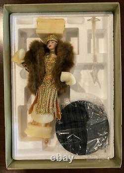 The Charleston 2001 Bob Mackie Barbie Limited Edition Porcelain Doll #24252