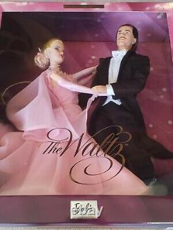 The Waltz Barbie Ken Gift Set Limited Edition 2003 Specialty Dolls Onf