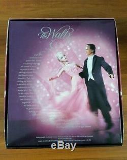 Tout Neuf 2003 La Valse Barbie Et Ken Cadeau Limité Editionnrfb