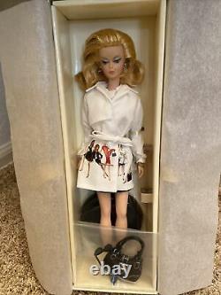Trench Setter Barbie Doll Silkstone Limited Edition #b3442 New Nrfb 2003 Mattel