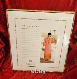 Trina Turk Malibu Barbie Nrfb #x8259 2012 Gold Label Edition Limitée 6 200